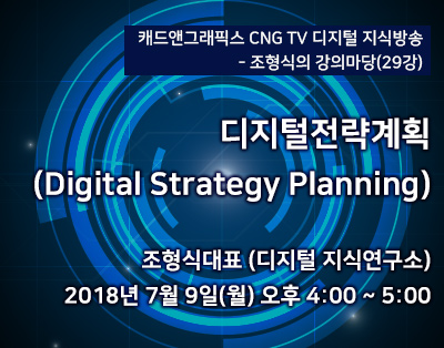 디지털전략계획 (Digital Strategy Planning)