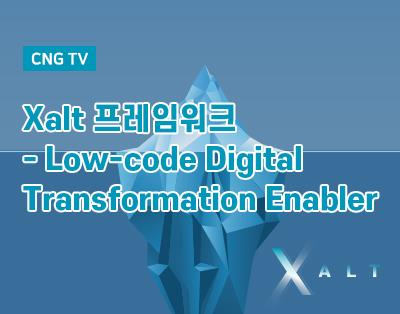 Xalt 프레임워크, Low-code Digital Transfor..