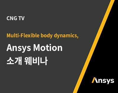 Multi-Flexible body dynamics, Ansys M..