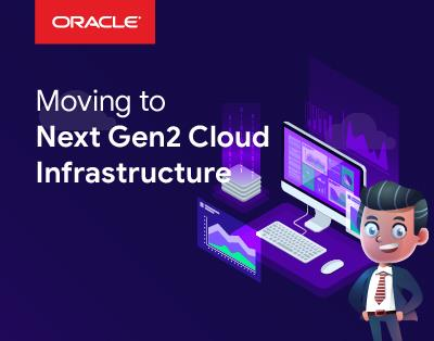 Moving to Next Gen2 Cloud Infrastruct..
